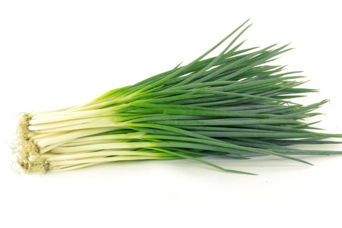 Зеленый лук для диеты